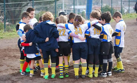 Mini rugby - Pineta In Crescendo In Movimento